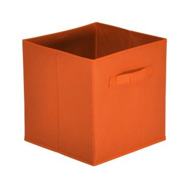 casa bac de rangement tiroir orange vente de altobuy. Black Bedroom Furniture Sets. Home Design Ideas