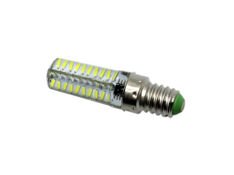 4014 E14 5w Smd 80leds Ampoule Led Lampe Silicone À De I7gbv6Yfym