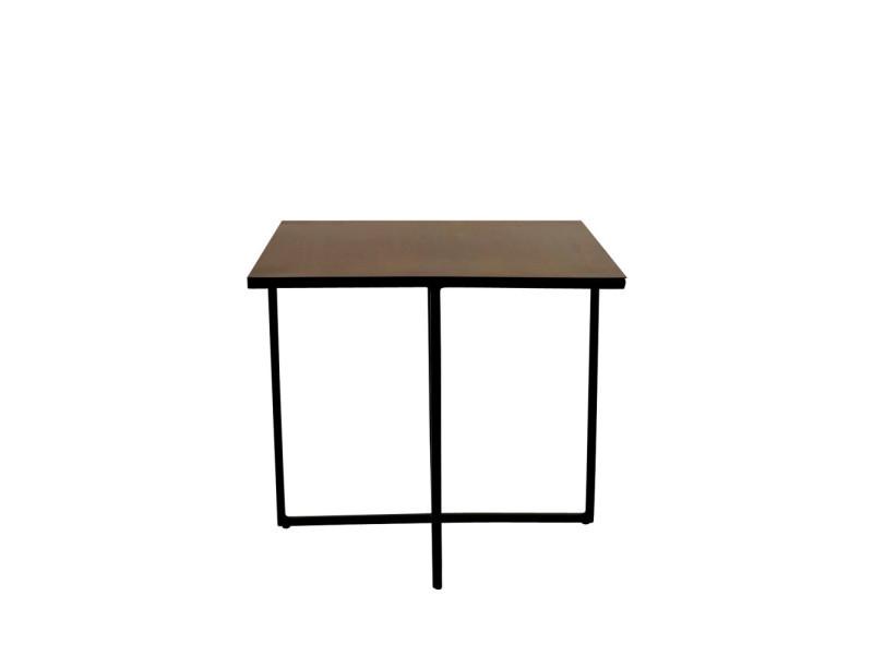 Basse 05 Table 35873 Cm En 45 Métal Couleur X Cuivre Finesse dexoWrCB
