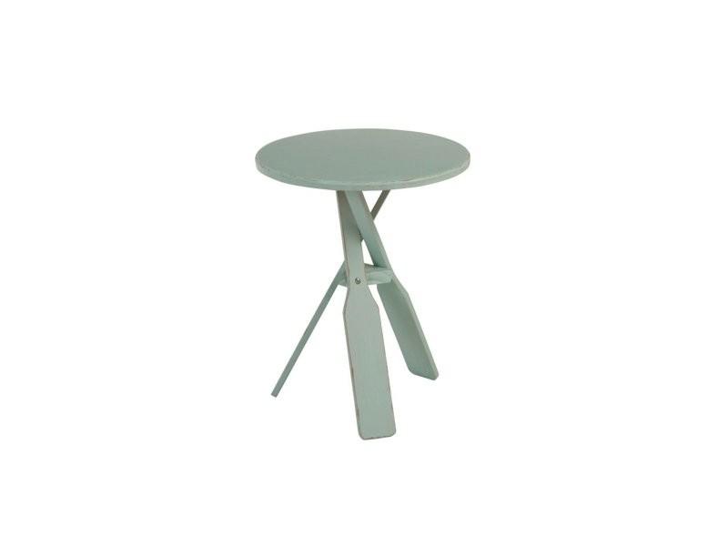Table de chevet minimaliste en bois mamba 93606