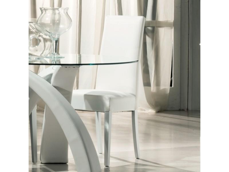 sélection design en gina Chaise zendart skaï 46x48x100h vONn0w8m