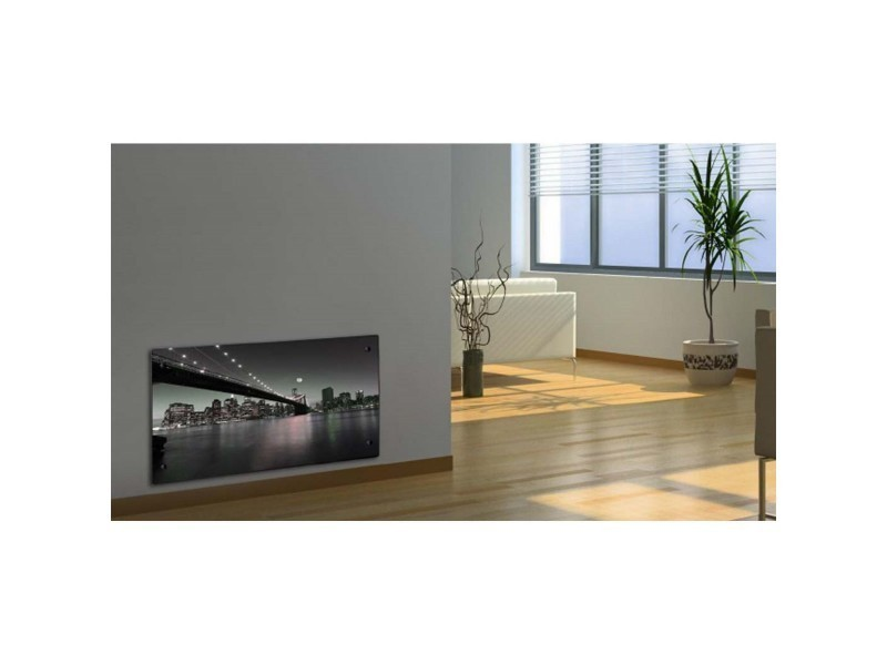 Radiateur électrique Décoratif Design New York 2000w 069