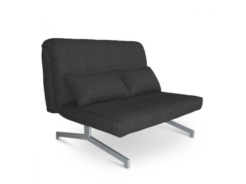 canap convertible bz design 2 places marco couleur gris cobalt jk036 2 a01 cobalt vente. Black Bedroom Furniture Sets. Home Design Ideas