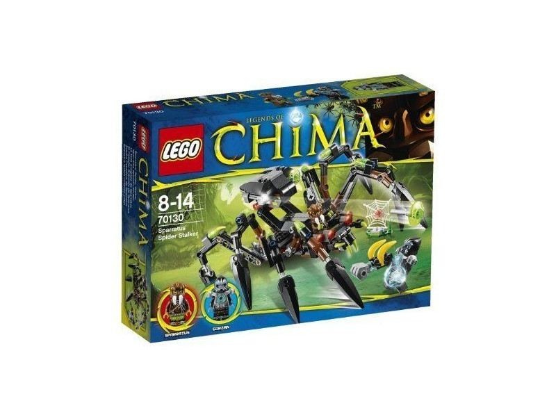 Chima 70130 Playthèmes De Legends Jeu Construction Lego Of SqzVpUM
