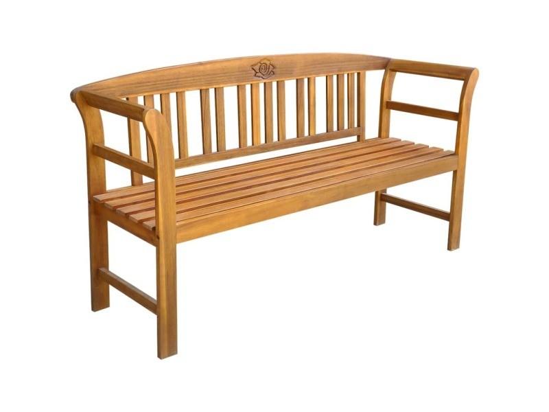 Moderne sièges d\'extérieur gamme séoul banc de jardin bois ...