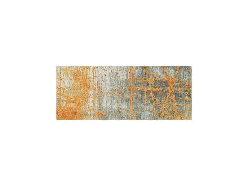 Tapis Salon Rustic Tx Orange 170 X 240 Cm Tapis De Salon