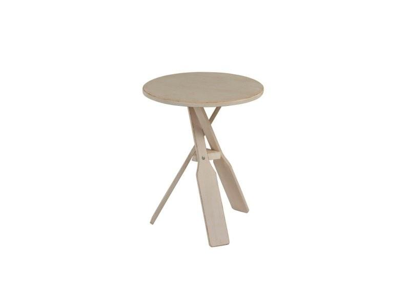Table de chevet minimaliste en bois mamba 93607