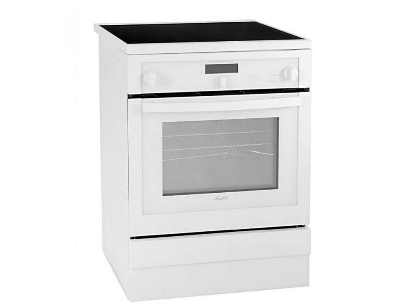c44a631a628aa Cuisinière électrique 50.4l 4 foyers induction blanc - sci1060w ...