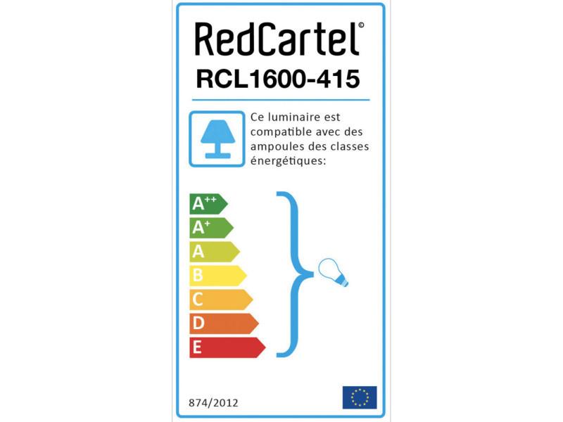 Métal Rcl1800 En Mat Couleur Pétrole Koloss Bleu Lampadaire 53AqRLc4j