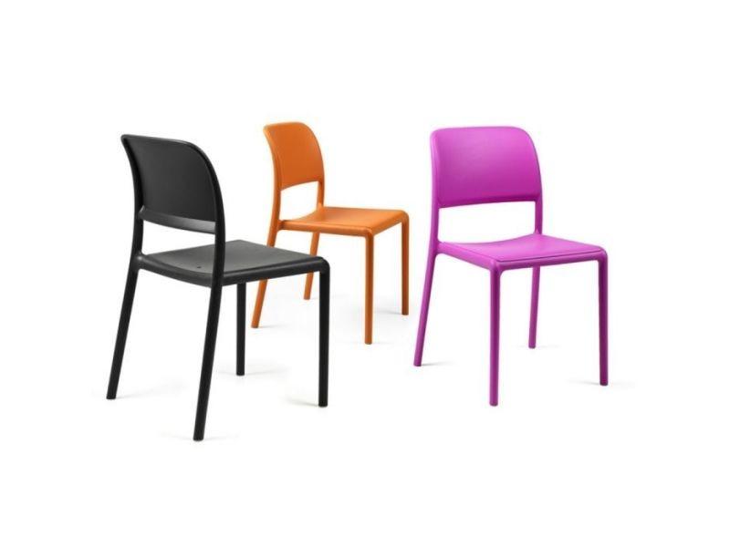 Design Riva De Jardin Bistrot Nardi Chaise Vente Coloréeamp; MUpSzqV