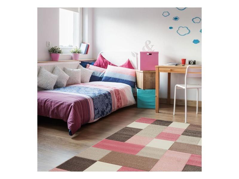 Jadorel 160 x 230 cm tapis enfant doux solide et decoratif ...