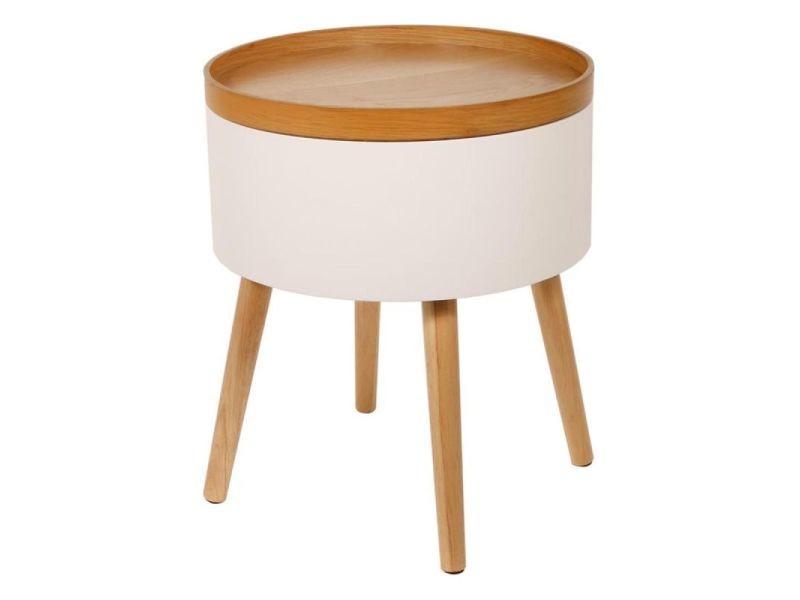 Paris prix - table d'appoint rond design \