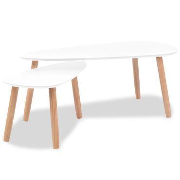 Consoles serie saint-marin table basse pliante style vintage ...