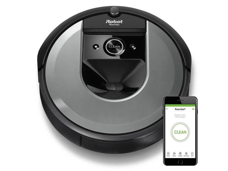 Aspirateur robot connecté - roomba i7150 roomba i7150