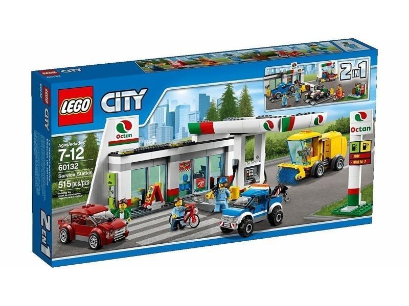 60132 Town Service City Vente Station De Lego La iPXOkZu