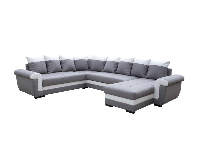 Canapé orient gris clair/blanc 71011897130