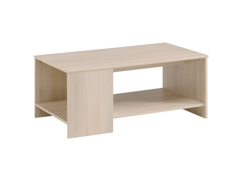 Universal acacia - table basse rectangulaire