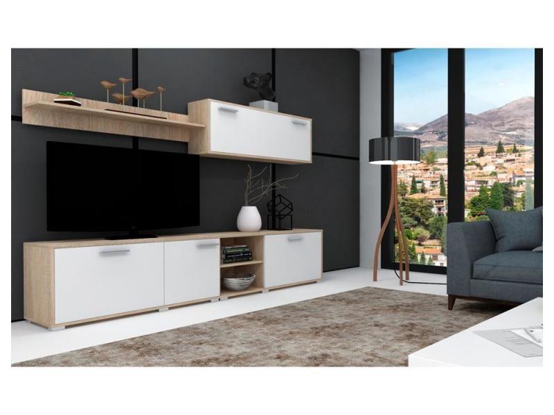 home innovation – ensemble de meubles, meuble de salon unité murale