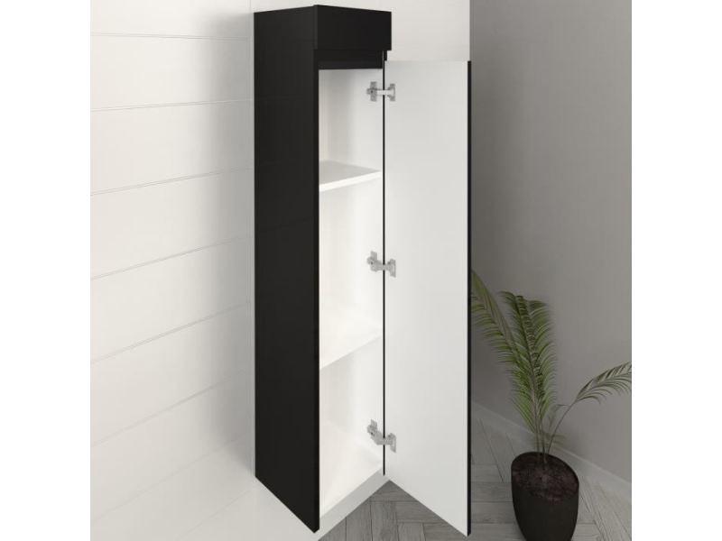 colonne de salle de bain armoire de salle de bain luna. Black Bedroom Furniture Sets. Home Design Ideas
