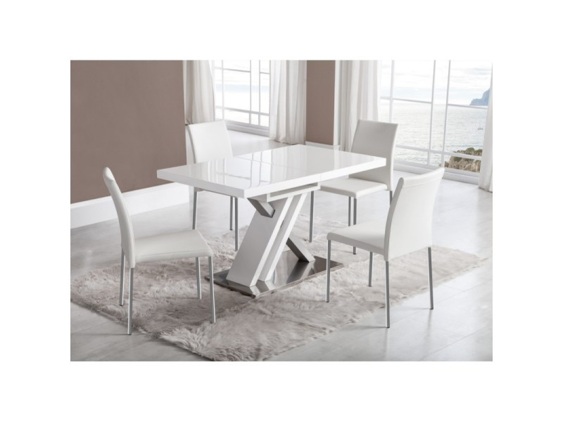 Table Rectangulaire Laque