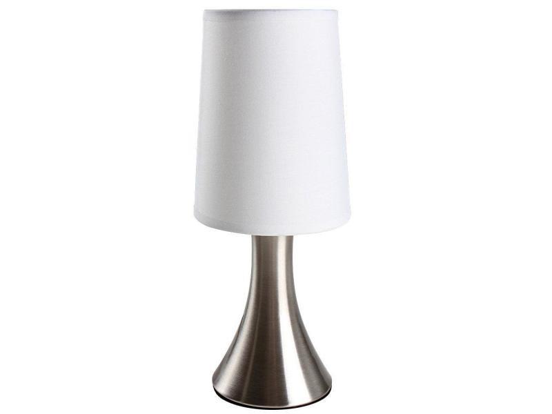 Lampe De Chevet Tactile 3 Intensités éclairage Chambre Lampe