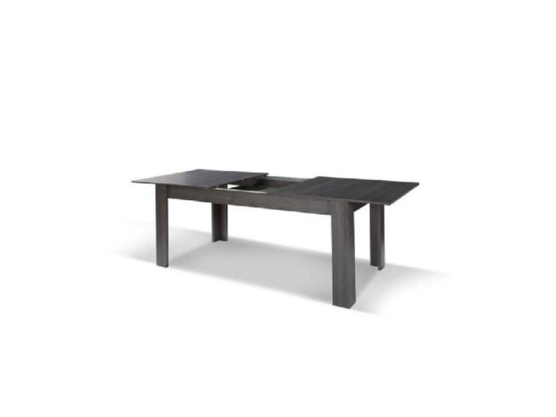 Table extensible pour salle à manger avignon blanche laquée ...