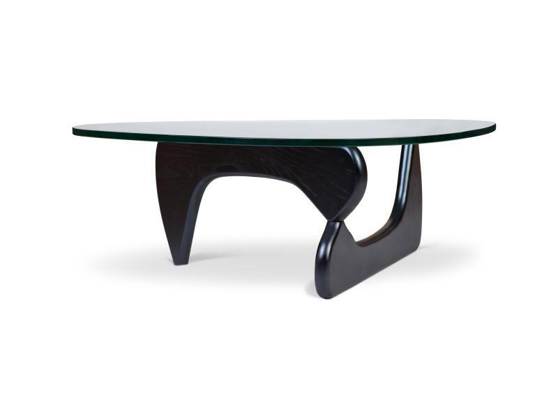 Table Basse Noguchii Isamu Noguchi Noyer Vente De Non