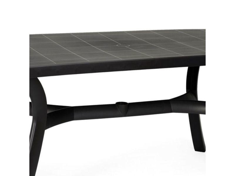 table de jardin 80x160