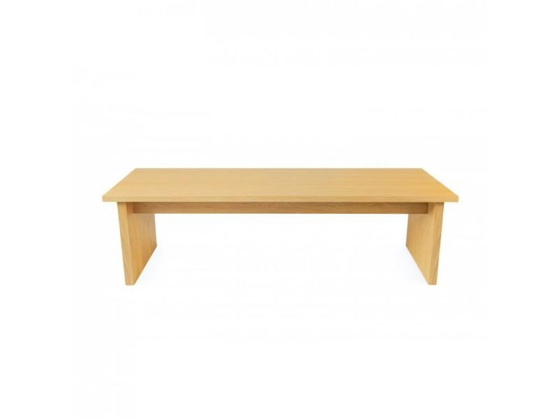 Paris prix - banc design en bois \