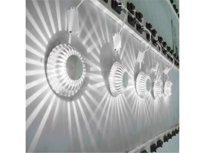 Applique Murale Led 3w Moderne A En Forme De Citrouille Pour