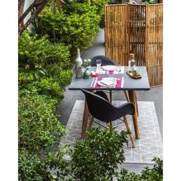 Meubles de jardin collection berne jeu de salle à manger de ...