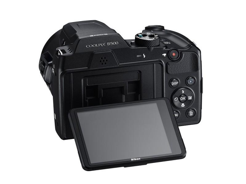 une grande variété de modèles qualité-supérieure grande remise Nikon bridge coolpix b500 noir + etui + carte sd 4 go ...