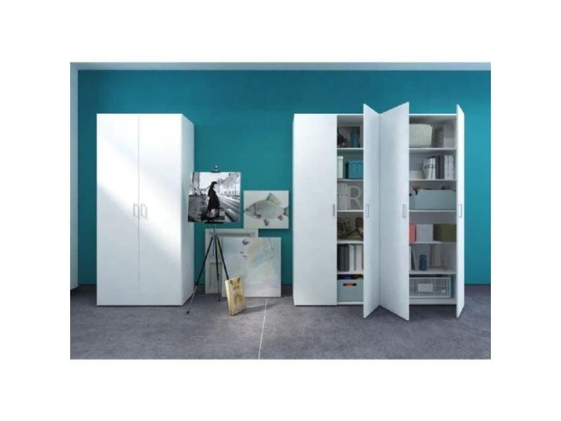 Armoire de chambre space armoire de chambre style contemporain décor ...