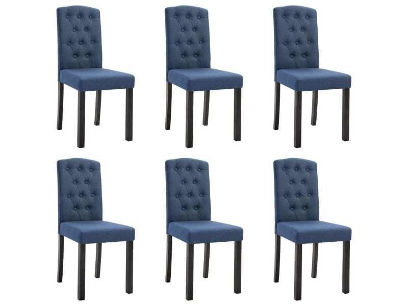 ensemble 6t chaise conforama