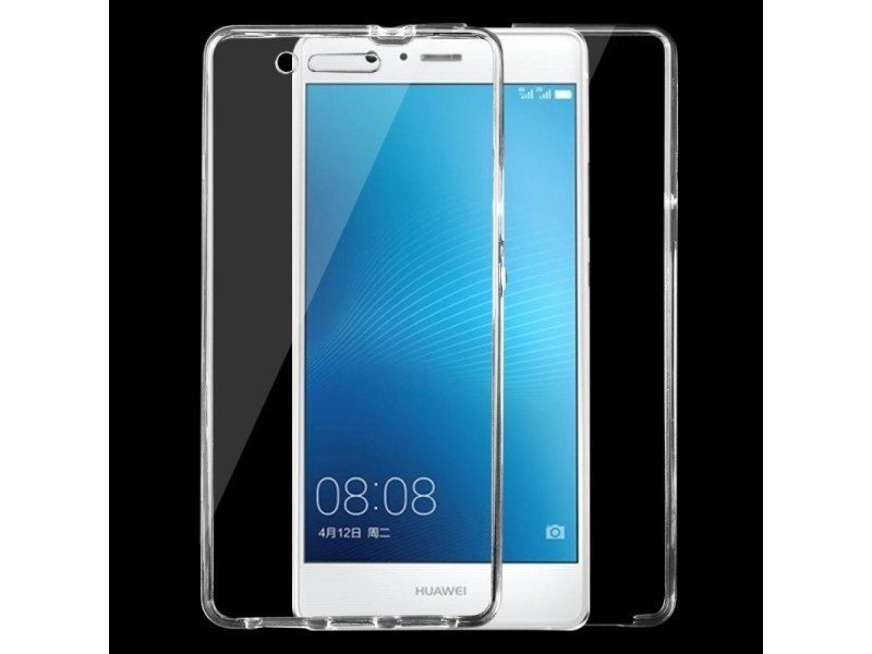 coque huawei p9 lite double protection