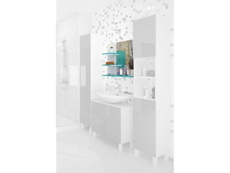 Miroir de salle de bain corail meuble miroir de salle de ...