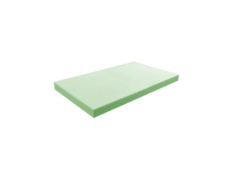 Matelas pour tous | plaque de mousse 35 kg/m³ ferme 80x120 cm | epaisseur 5 cm 3DE.PE.35F.5.0812