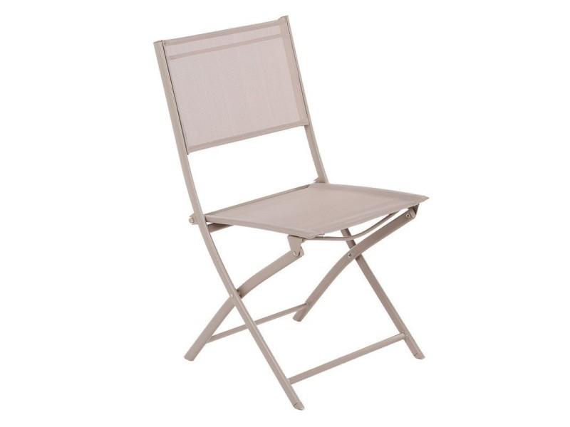 chaise hesperide pliable