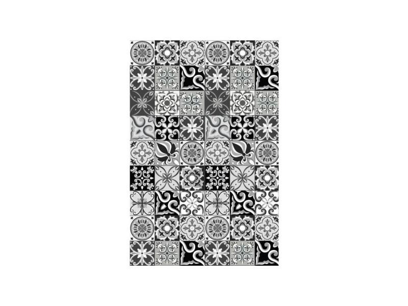 Amadora tapis 100% vinyle - imitation carreau de ciment - 99 ...