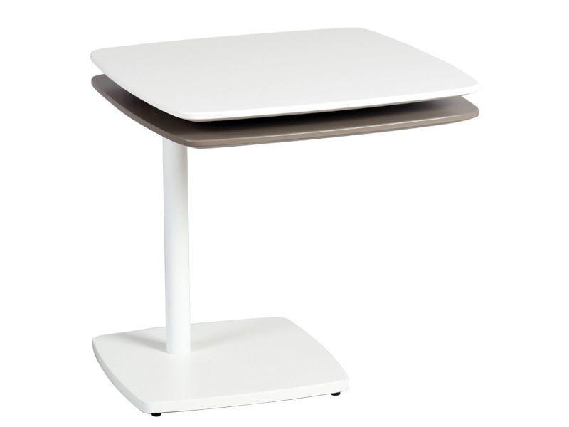 Vadrat - table d'appoint carrée