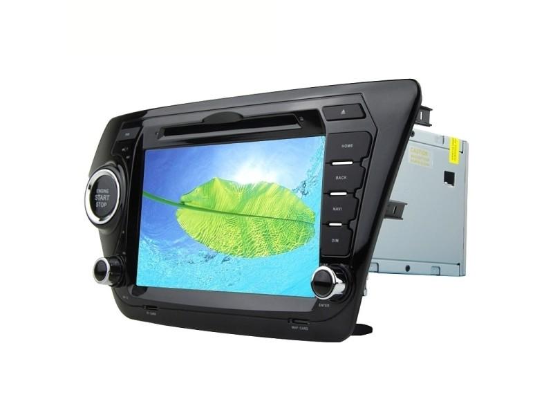 Autoradio Pour Kia K2 Avec Bluetooth Gps Rds Dvb T 8