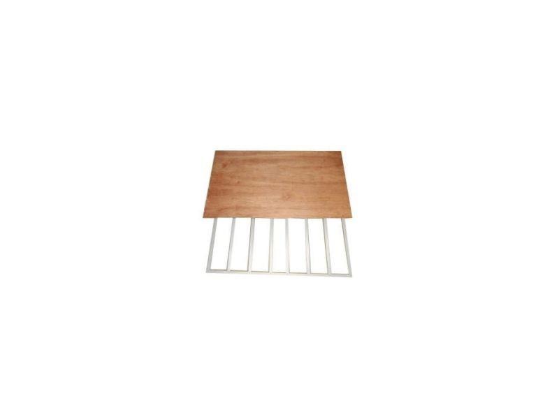 Revetement Exterieur En Planche Kit Plancher Pour Abris De