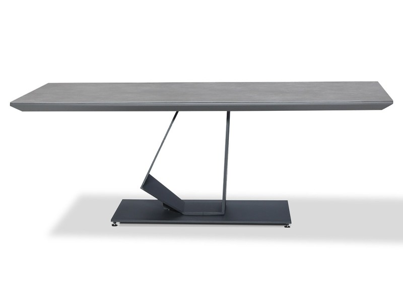 Table basse yuka - gris - gris