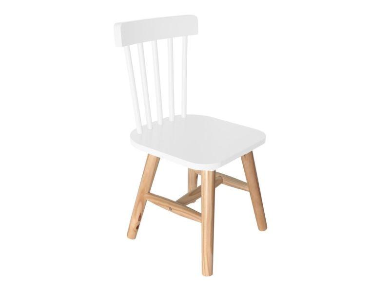 chaise de cuisine bois conforama moon