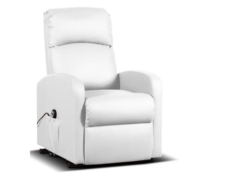 Pure Fauteuil En Design Polyuréthane D Relaxant Spike Blanc 5A4j3LRq