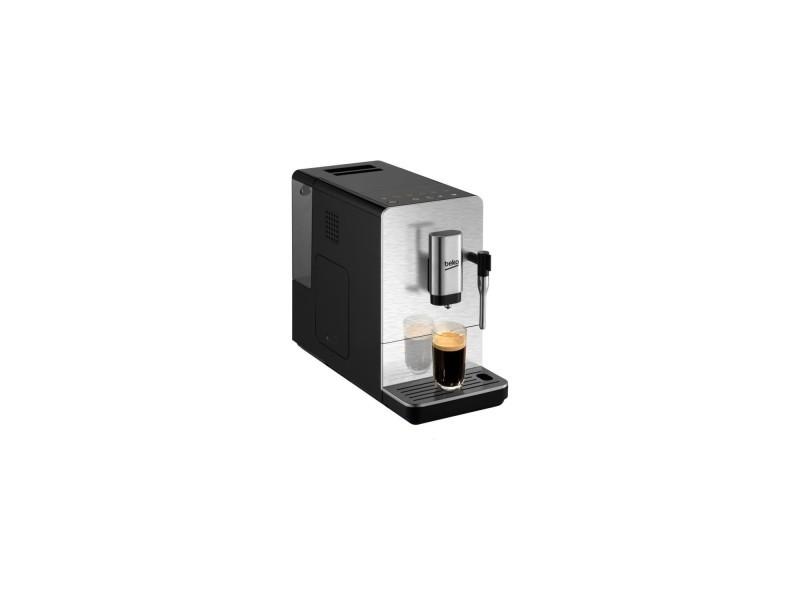 Beko ceg5311x machine expresso automatique - 1350 w / 15 bars - noir / inox GEN8690842202063