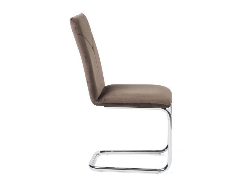 lot à 4 salle tana confort chaises de manger Kayelles 1cFK3TlJ