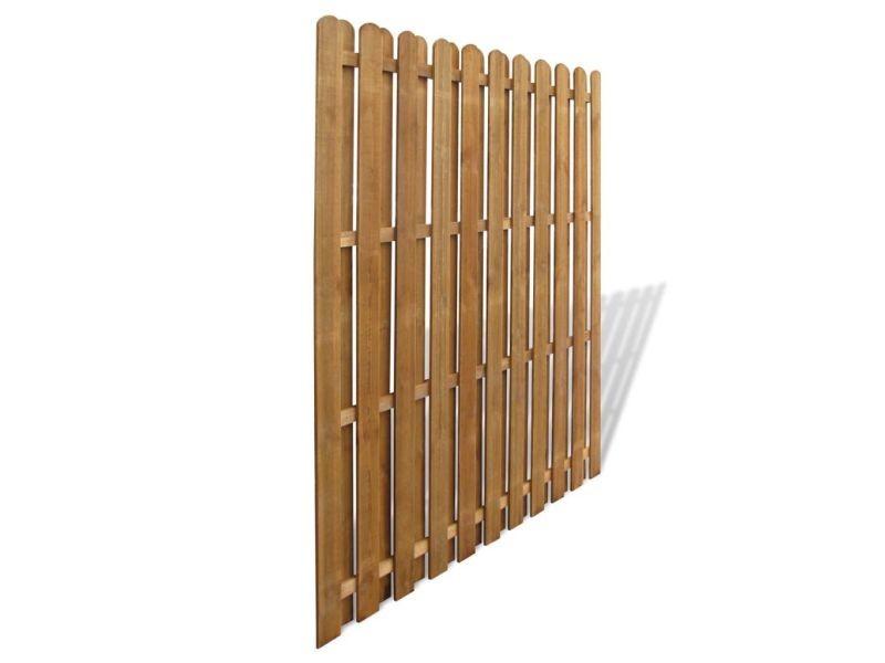 Icaverne - panneaux de clôture serie panneau de clôture à ...