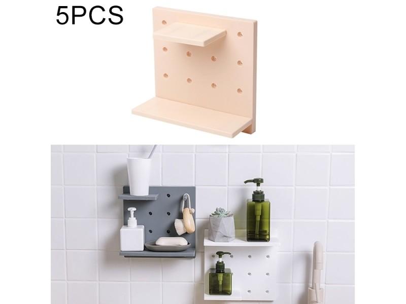 5 pcs plastique conseil salon salle de bains cuisine mur décoration ...