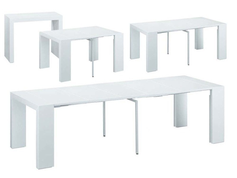 Table console extensible \